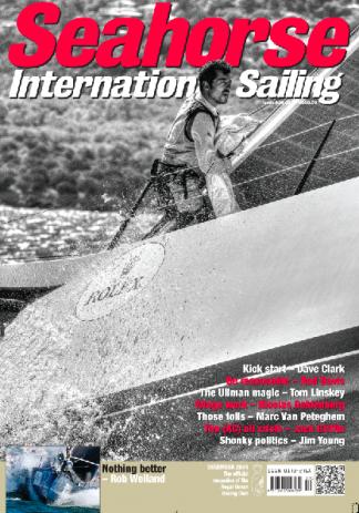 Seahorse International Sailing Magazine Subscription