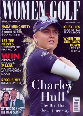 Women & Golf Magazine Subscription