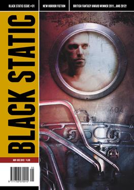 Black Static Magazine Subscription