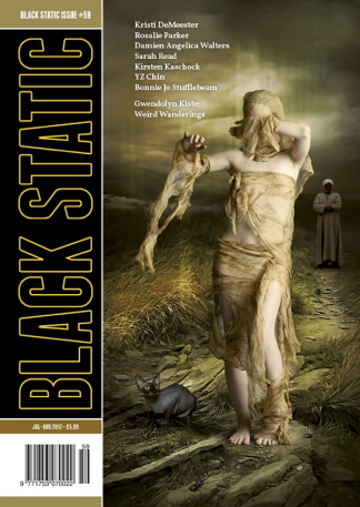 Black Static Magazine Subscription