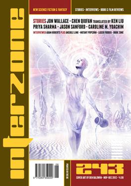 Interzone Magazine Subscription