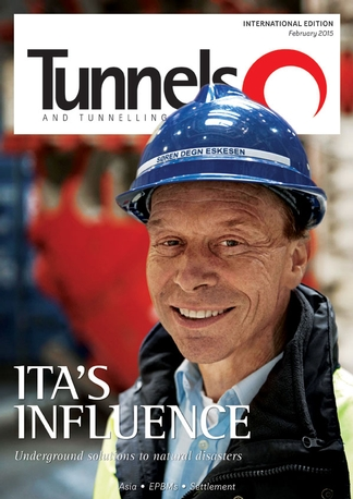 Tunnels & Tunnelling International Magazine Subscription