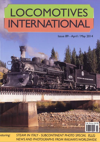 Locomotives International Magazine Subscription