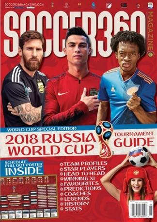 Soccer 360 Magazine Subscription