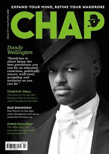 The Chap Magazine Subscription