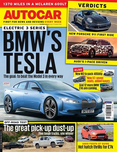 Autocar Magazine Subscription
