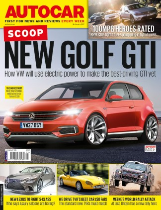 Autocar Magazine Subscription
