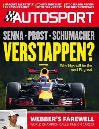 Autosport Magazine Subscription