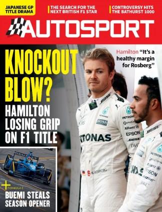 Autosport Magazine Subscription