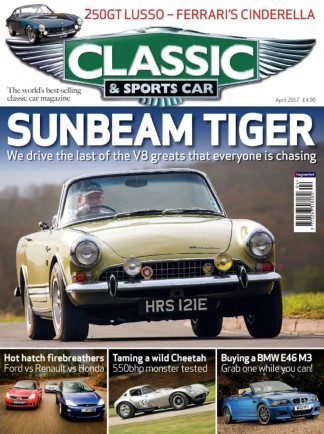 Classic & Sports Car Magazine Subscription