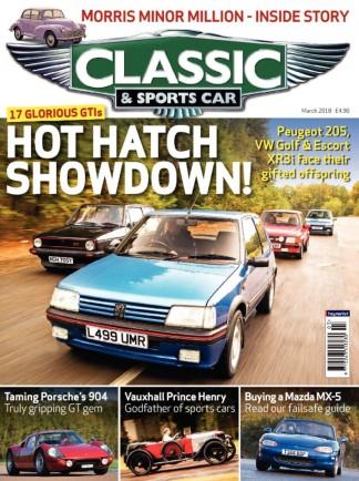 Classic Sports Car Magazine Subscription WHSmith - Sports cars magazine