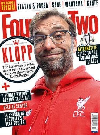 FourFourTwo Magazine Subscription