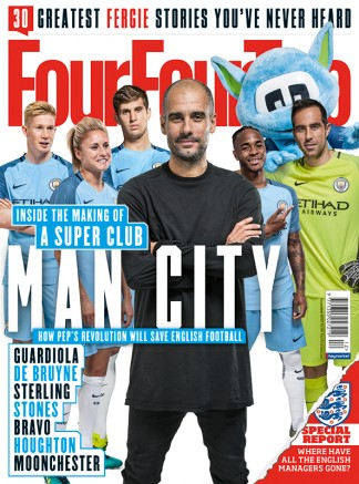 FourFourTwo Magazine Subscription
