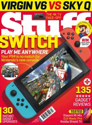 Stuff Magazine Subscription