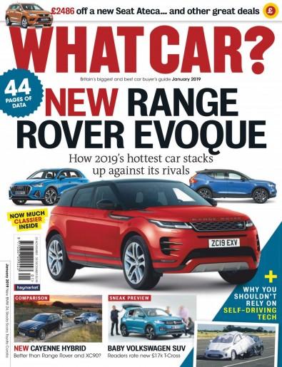 What Car? Magazine Subscription