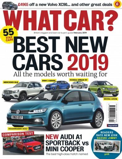 What Car Magazine Subscription Whsmith
