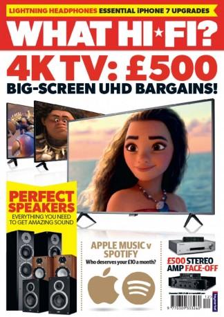 What Hi-Fi Magazine Subscription