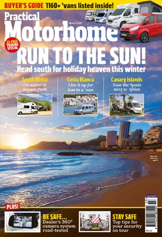 Practical Motorhome Magazine Subscription