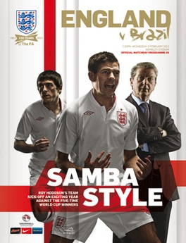 The Official England Programme Magazine Subscription