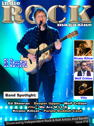 Indie Rock Magazine Magazine Subscription