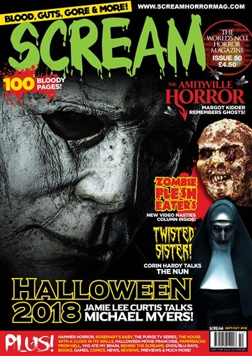 Scream: The Horror Magazine Magazine Subscription