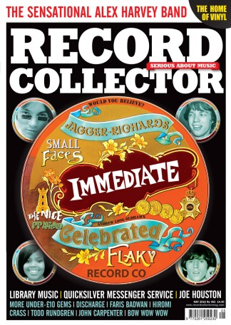 Record Collector Magazine Subscription