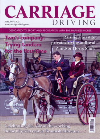 Carriage Driving Magazine Subscription