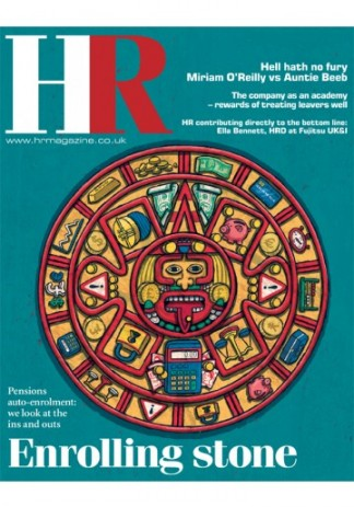 HR Magazine Magazine Subscription