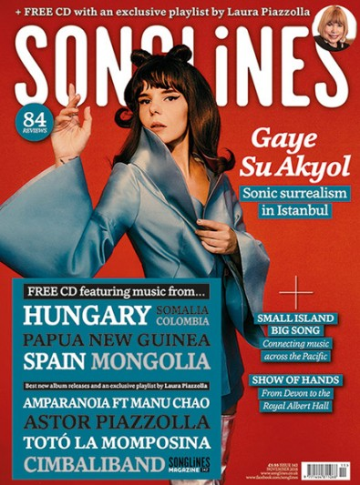 Songlines Magazine Subscription
