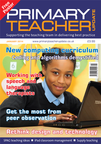 Primary Teacher Update Magazine Subscription