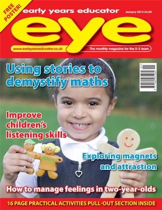 Early Years Educator Magazine Subscription