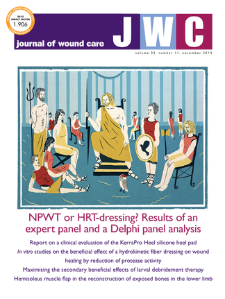 Journal of Wound Care Magazine Subscription