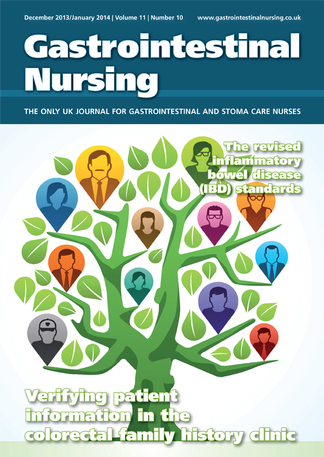 Gastrointestinal Nursing Magazine Subscription