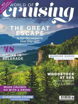 World Of Cruising Magazine Subscription