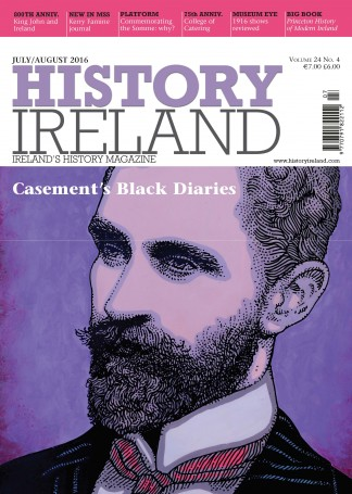 History Ireland Magazine Subscription