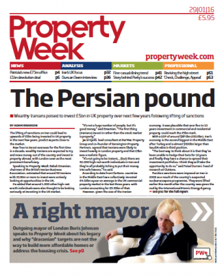 Property Week Magazine Subscription