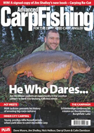 Advanced Carp Fishing Magazine Subscription