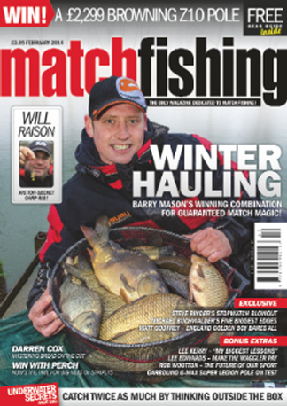 Match Fishing Magazine Subscription