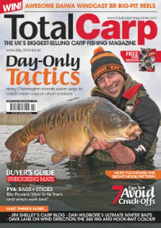 Total Carp Magazine Subscription