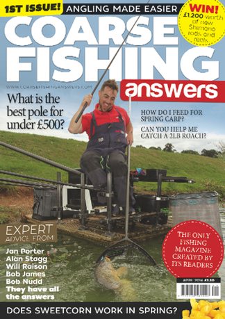 Coarse Fishing Answers Magazine Subscription