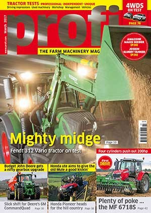 Profi Tractors and Farm Machinery Magazine Subscription