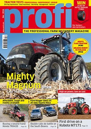 Profi Tractors and Farm Machinery Magazine Subscription