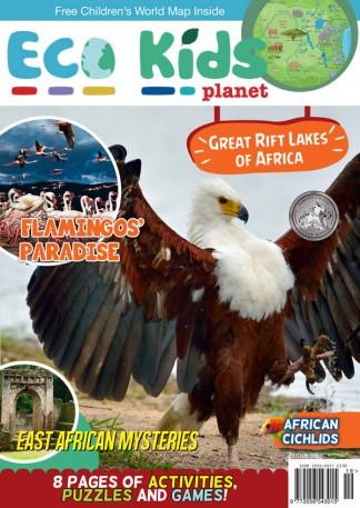 Eco Kids Planet Magazine Subscription