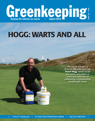 Greenkeeping Magazine Subscription