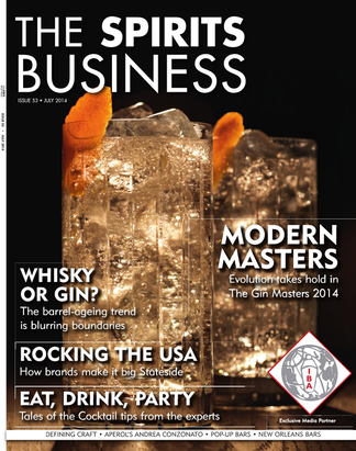 The Spirits Business Magazine Subscription
