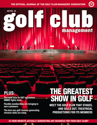 Golf Club Management Magazine Subscription