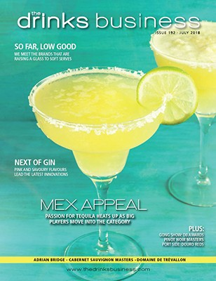 The Drinks Business Magazine Subscription