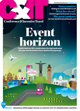 Conference & Incentive Travel Magazine Subscription