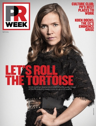 PRWeek Magazine Subscription