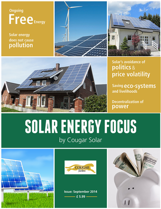 Solar Energy Focus Digital Magazine Subscription